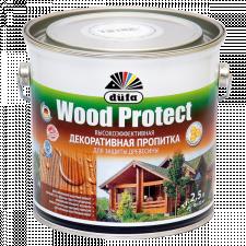 Лазурь Wood Protect Düfa (дуб) 0,75л