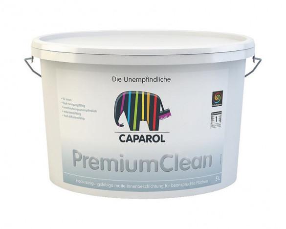CAPAROL Premium Clean B1 краска интерьерная акриловая для общественных помещений 12,5л