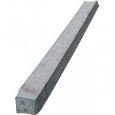 Квадрат металевий 10x10 мм