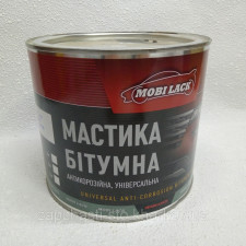 Мастика Бітумна MOBI LACK 1,8кг