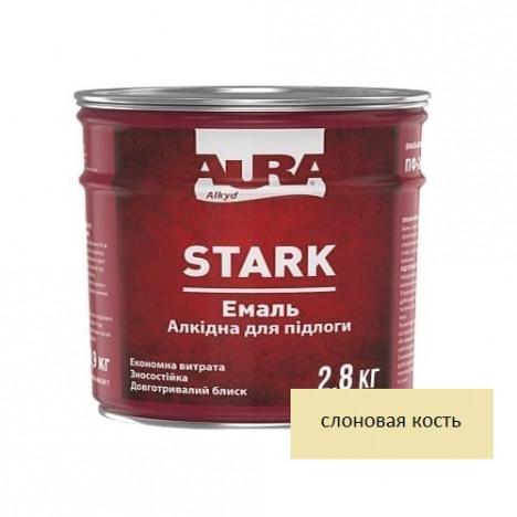 Эмаль алкидная AURA Stark (слоновая кисть) 2,8кг