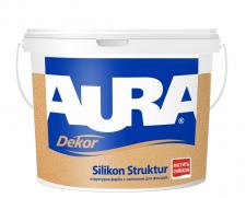 AURA Dekor Silikon Struktur 14,8кг