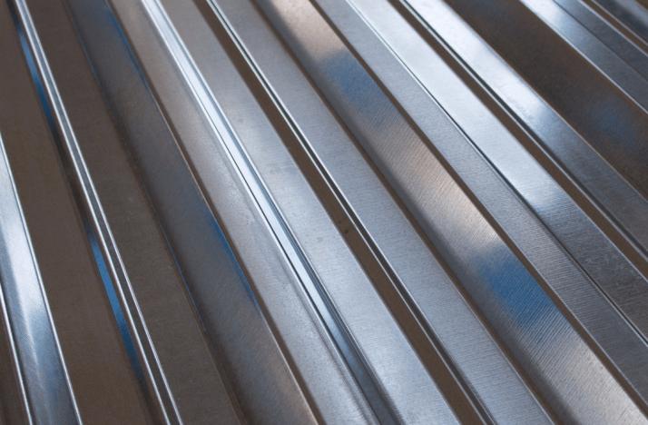 Профнастил НС-45 0.45 Полиэстр (Черноморская сталь)