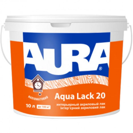 AURA Aqua Lack 20 1л