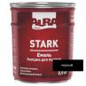Эмаль алкидная AURA Stark (чорный) 0,9кг