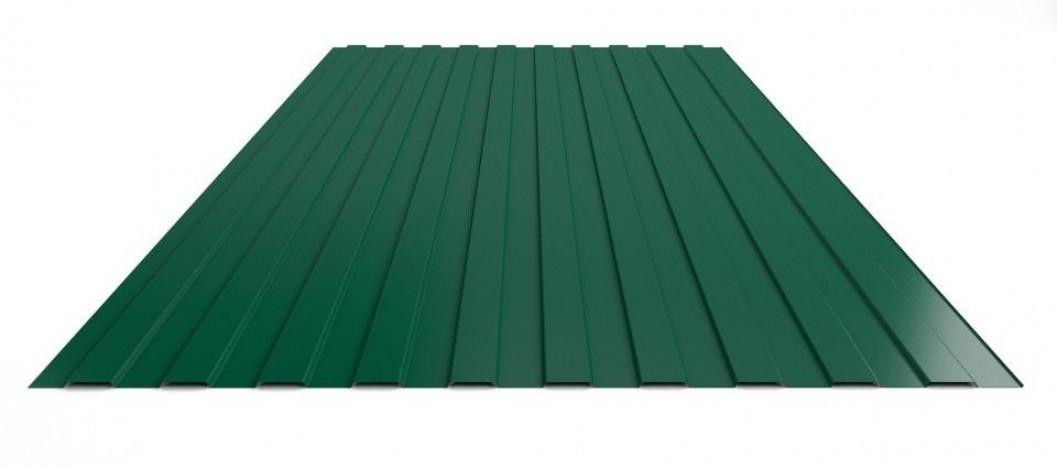 Профнастил ПС-14 1,5х1,14 Зелений