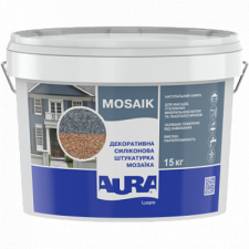 AURA Luxpro Mosaik M10 (зерно 1мм) 15кг