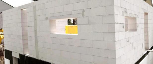 Будинок з газобетону: плюси і мінуси такої споруди