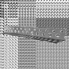 Угол алюминиевый для гипсокартона 3м