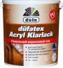 DÜFA düfatex Acryl Klarlack Панельный акриловый лак 750мл