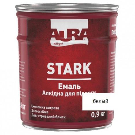Эмаль алкидная AURA Stark (белая) 0,9кг