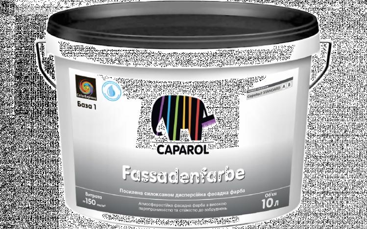CAPAROL Capatect Standart Fasadenfarbe B1 (10L)
