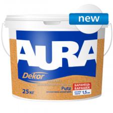 AURA Dekor Silikon Putz K15 (баранчик 1,5мм) 25кг