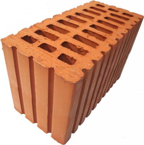 Блок керамический Санта-Петровка 249x119x137 мм 2НФ