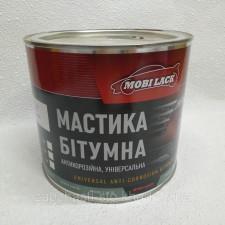 Мастика Битумная MOBI LACK 1,8кг