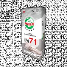 ANSERGLOB LFS 71 смесь цементная легко-самовыравнивающая 25кг