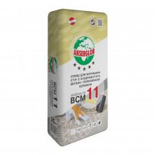 Клей для газобетона ANSERGLOB BCM11 25кг
