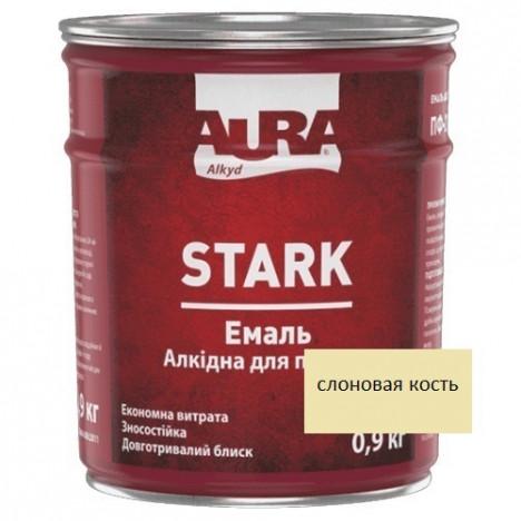 Эмаль алкидная AURA Stark (слоновая кисть) 0,9кг