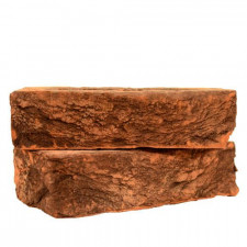 Екатеринославский кирпич Таврический темный ручной формовки