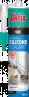 Силикон AKFIX 100E (белый) 280мл