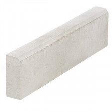 Бордюр 175х80х700мм білий