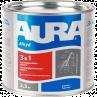 AURA Грунт-эмаль 3 в 1 (коричневая) 0,8кг