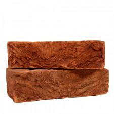 Екатеринославский кирпич Сливовый ручной формовки