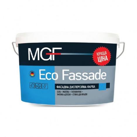 MGF ECO FASSADE дисперсионная фасадная краска (7кг)