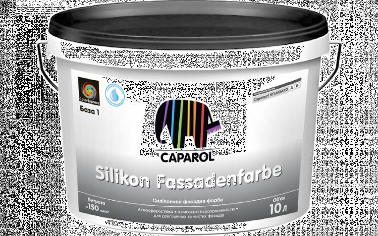 CAPAROL Capatect Standart Silikon Fasadenfarbe B1 (10L)