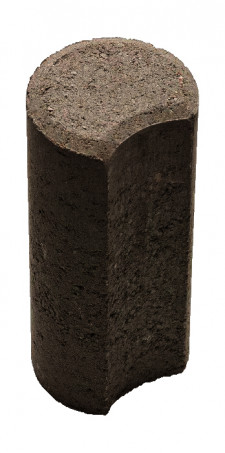 Стовбчик Н=200мм R100мм чорний