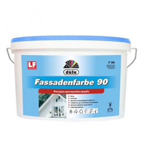 DÜFA FASADENFARBE F90 фасадная дисперсионная краска (10л)