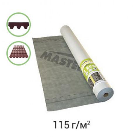 Мембрана покрів. MASTERMAX 3 ECO 115пл. 75м.кв