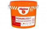 ALPINA EXPERT Premiumlatex 7 B3 шолковисто матовая стойкая латексная краска 10 л