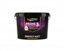 Гипоаллергенная, латексная, интерьерная краска PRIME 3 (глубоко матовая) (4,5л)