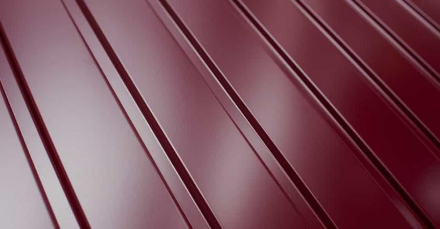 Профнастил Т-8 Мат-Полиэстр 0.45 (Черноморская сталь)