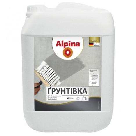 ALPINA Ґрунтовка 10л