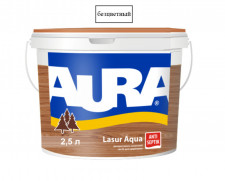 AURA Lasur Aqua без кольору 0,75л
