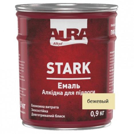 Емаль алкідна  AURA Stark (беж.) 0,9кг