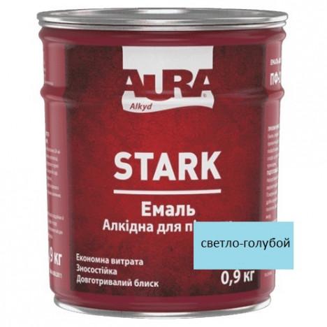 Эмаль алкидная AURA Stark (светло-голубой) 0,9кг
