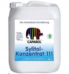 CAPAROL Sylitol Konzentrat грунтовка силикатная (2:1) 10л