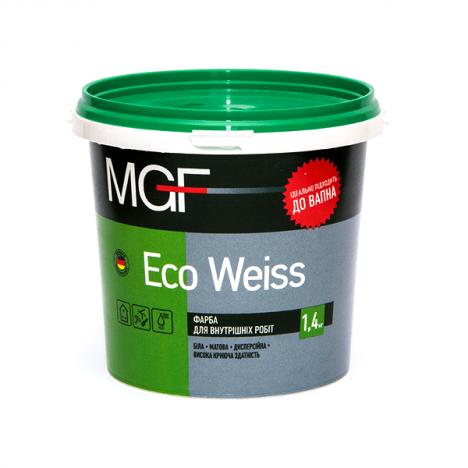 MGF ECO WEIS фарба для внутрішніх робіт (14кг)