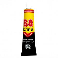 Клей 88 40мл (черный тюбик) польша