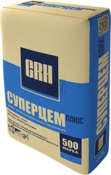 Цемент CRH ПЦ II/АШ 500 25 кг