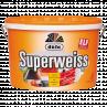 DÜFA SUPERWEISS D4 суперстойкая виниловая краска (5л)