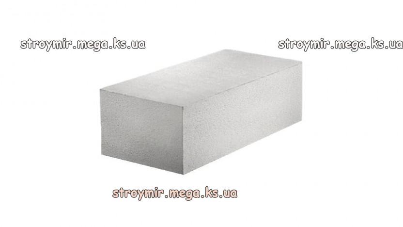 Блок газобетонний 100*200*600 Нова Каховка