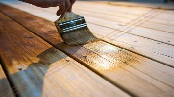 Декоративные и защитные средства для дерева