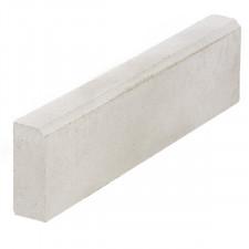 Бордюр 175х80х700мм белый