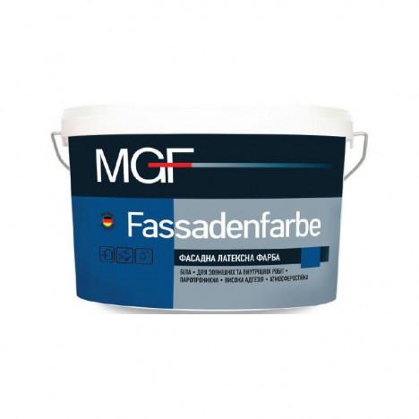 MGF FASADENFARBE фасадная латексная краска (14кг)