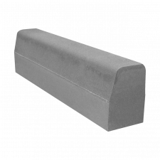 Бордюр серый 0,5х0,2х0,04