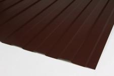 Профнастил ПС-8 1,5х0,9 Шоколад